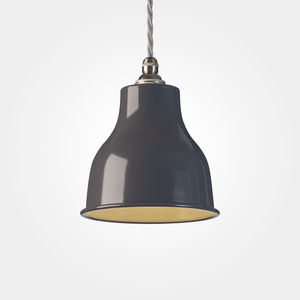 Factory Pendant Small - pendant lights