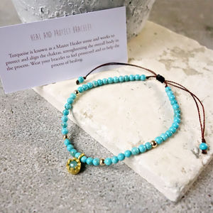 Heal And Protect Bracelet - bracelets & bangles