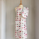Roost Organic Kitchen Apron
