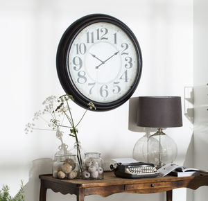 Richmond Wall Clock - bedroom