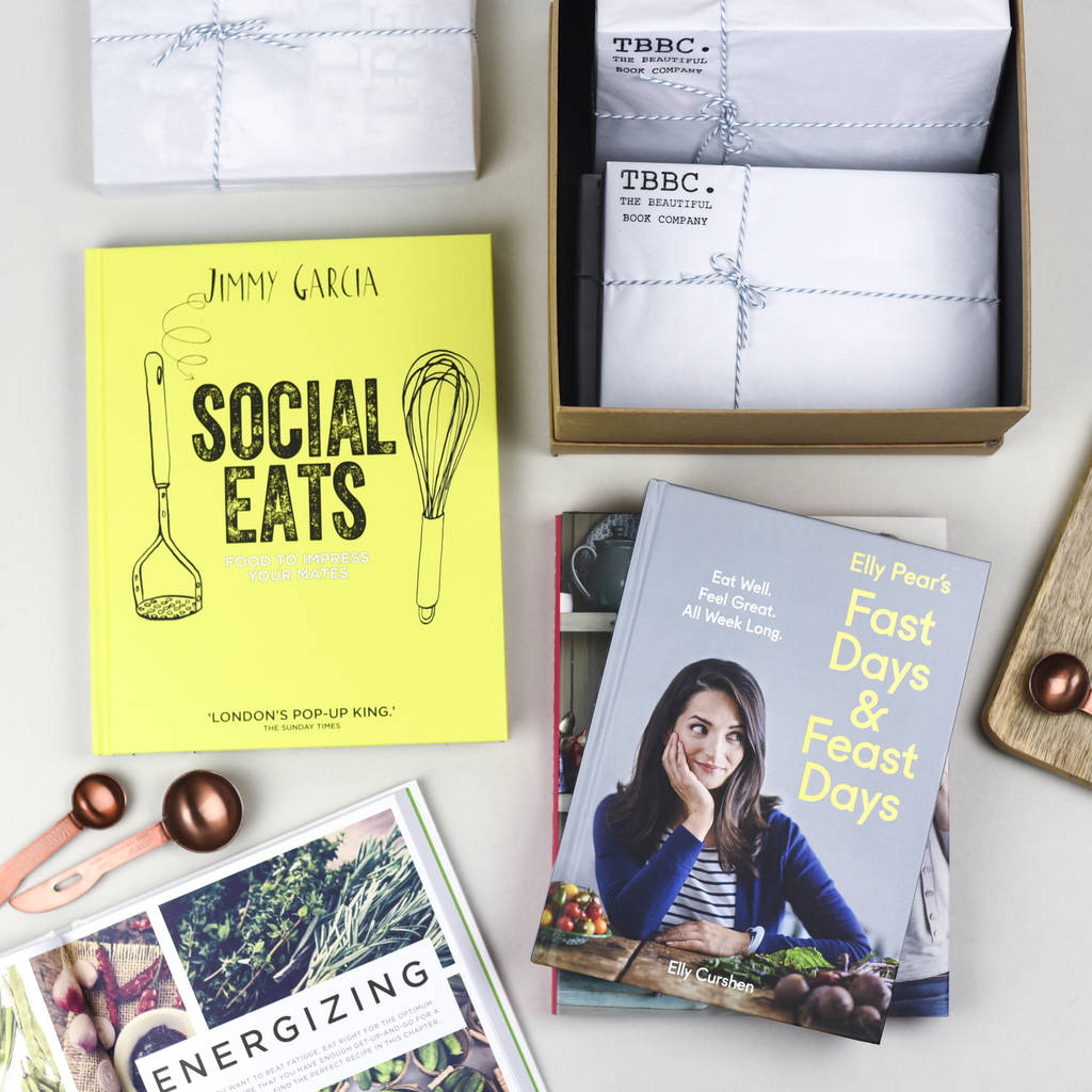 Cookery Book Box