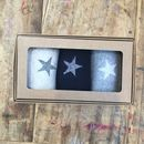 Sofia Star Socks Box