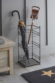 Farringdon Umbrella Stand Steel