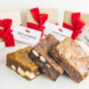 Christmas Monthly Brownie Subscription For One Year