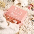 Personalised Luxury Heart Gift Box