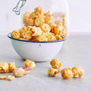 Butterly Nuts Peanut Butter Gourmet Popcorn Gifting Jar