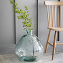 Wide Bubble Vase