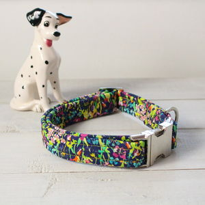 Mavis Liberty Dog Collar - dog collars