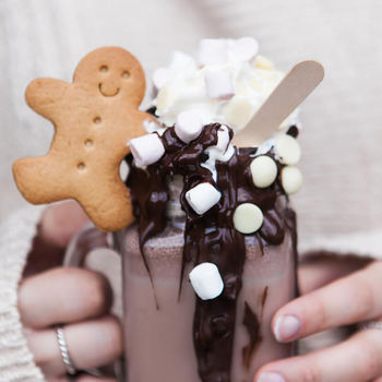 Fully Loaded Hot Chocolate Kit
