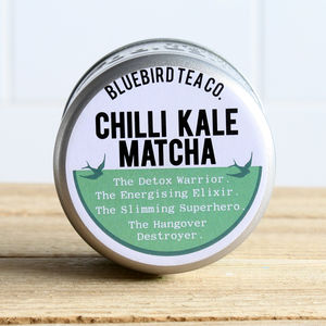 Chilli Kale Matcha Green Tea