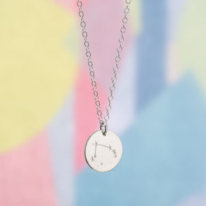 Personalised Constellation Necklace - necklaces & pendants