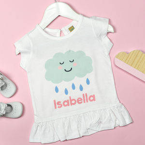 Personalised Cloud Tunic