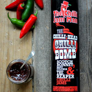 The Chilli Head Chilli Bomb