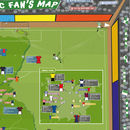 Football Fan's Stadium Map