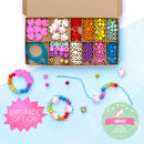 Make Your Own Heart Bracelet Kit