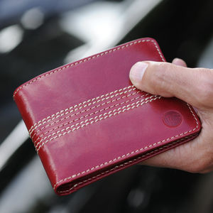 The Game Cricket Wallet - wallets & money clips