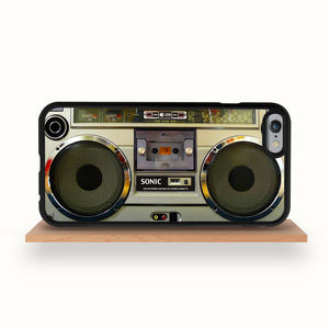 Boom Box iPhone Case For All Models