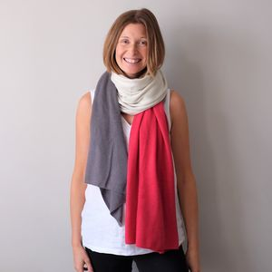 Special Offer Large Cashmere Scarf