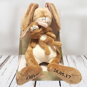 Guess How Much I Love You Plush Lullaby Musical Hare
