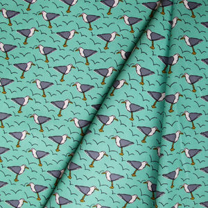 Seagull Cotton Fabric