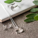 Sterling Silver Sound Of The Sea Earrings