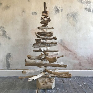 5ft And 6ft Driftwood Christmas Trees
