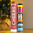 Christmas Craft Beer Canister