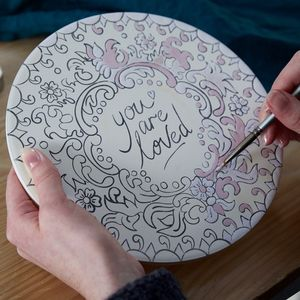 'You Are Loved' Pottery Painting Set - just because gifts