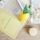 Mini Kit Lemon Macarons