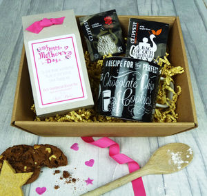 Mother's Day Diy Tea And Biscuits Gift Set - shop by price