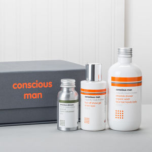 Conscious Man Kit And Caboodle - shaving