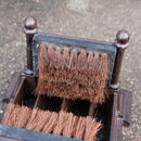 Countryman's Double Sided Cast Iron Boot Brush
