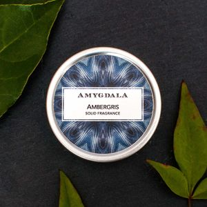 Ambergris Solid Perfume - shop by category