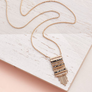 Aztec Necklace - jewellery sale