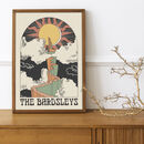 Personalised 'The Sun' Print, Unframed