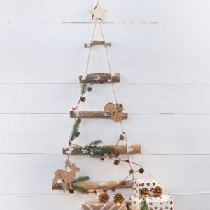 Hanging Woodland Christmas Tree - christmas trees