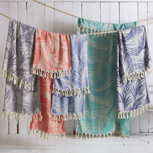 Palm Beach Hammam Towel