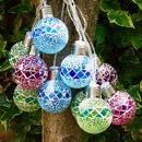 Solar String Party Lights