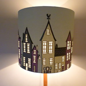 The Street Lampshade Or Ceiling Shade - lamp bases & shades