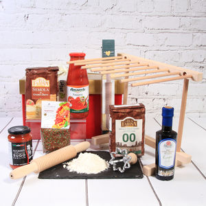 'Make Your Own Italian Pasta' Gift Set