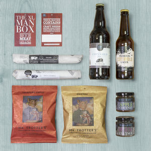 The Xl Man Box Beer - gift sets