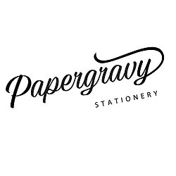 Papergravy personalised cards and stationery