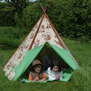 Cowboys And Indians Wigwam - gifts for children