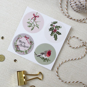 Christmas Stickers - christmas