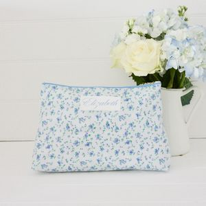 Extra Large Personalised Cosmetic Bag