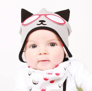 Baby's Kitty Cat Hat - babies' hats