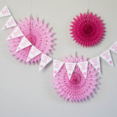 Personalised Hen Party Bunting - parties