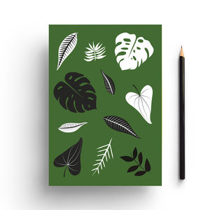Plant Life Notebook - notebooks & journals
