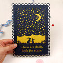 Look For Stars A5 Papercut