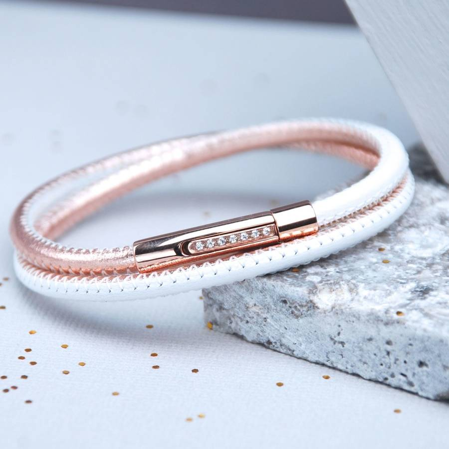 Rose Gold Wrap Bracelet The Best Ancgweb Org Of 2018